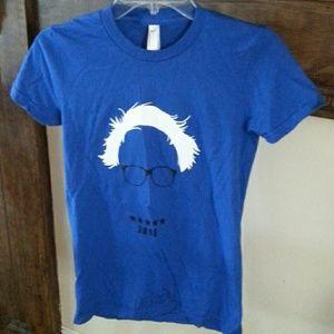 Bernie Sanders 2016 T-shirt. NWOT.